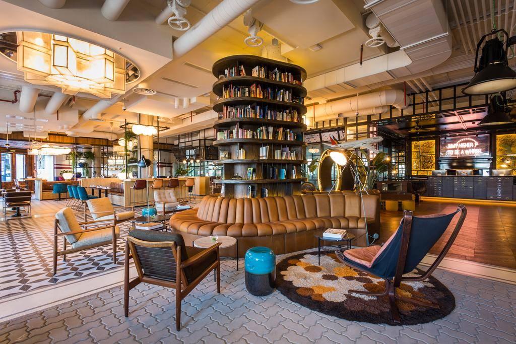 Demos una vuelta por los 10 mejores alojamientos de diseño de Madrid 6