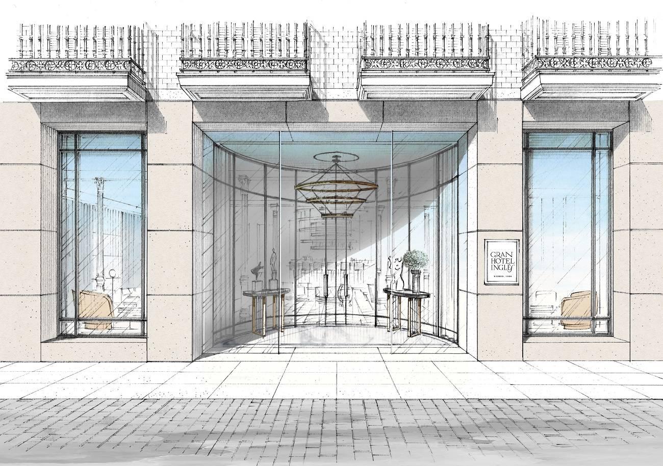 Hidden Away Hotels y Rockwell Group unen fuerzas para recrear el glamour de la década de 1920 en el Gran Hotel Inglés 1