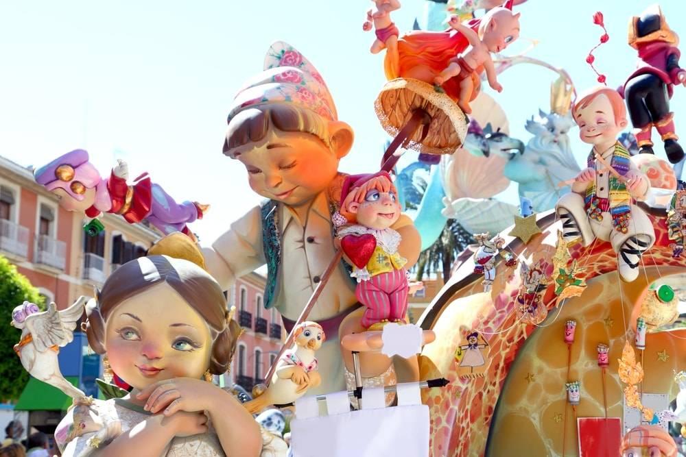 Las Fallas Valencias, una de las fiestas favoritas para los españoles 1
