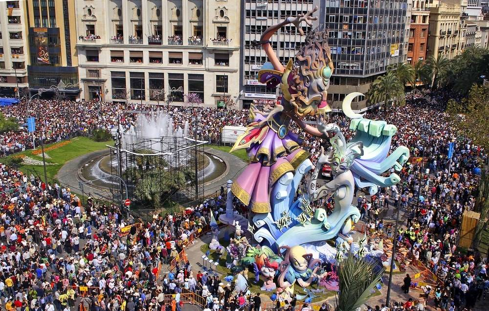 Las Fallas Valencias, una de las fiestas favoritas para los españoles 4