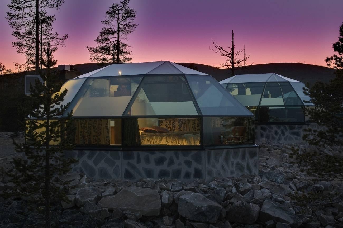 7 de los mejores alojamientos para ver auroras boreales 1