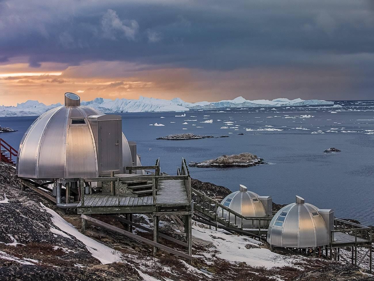7 de los mejores alojamientos para ver auroras boreales 3