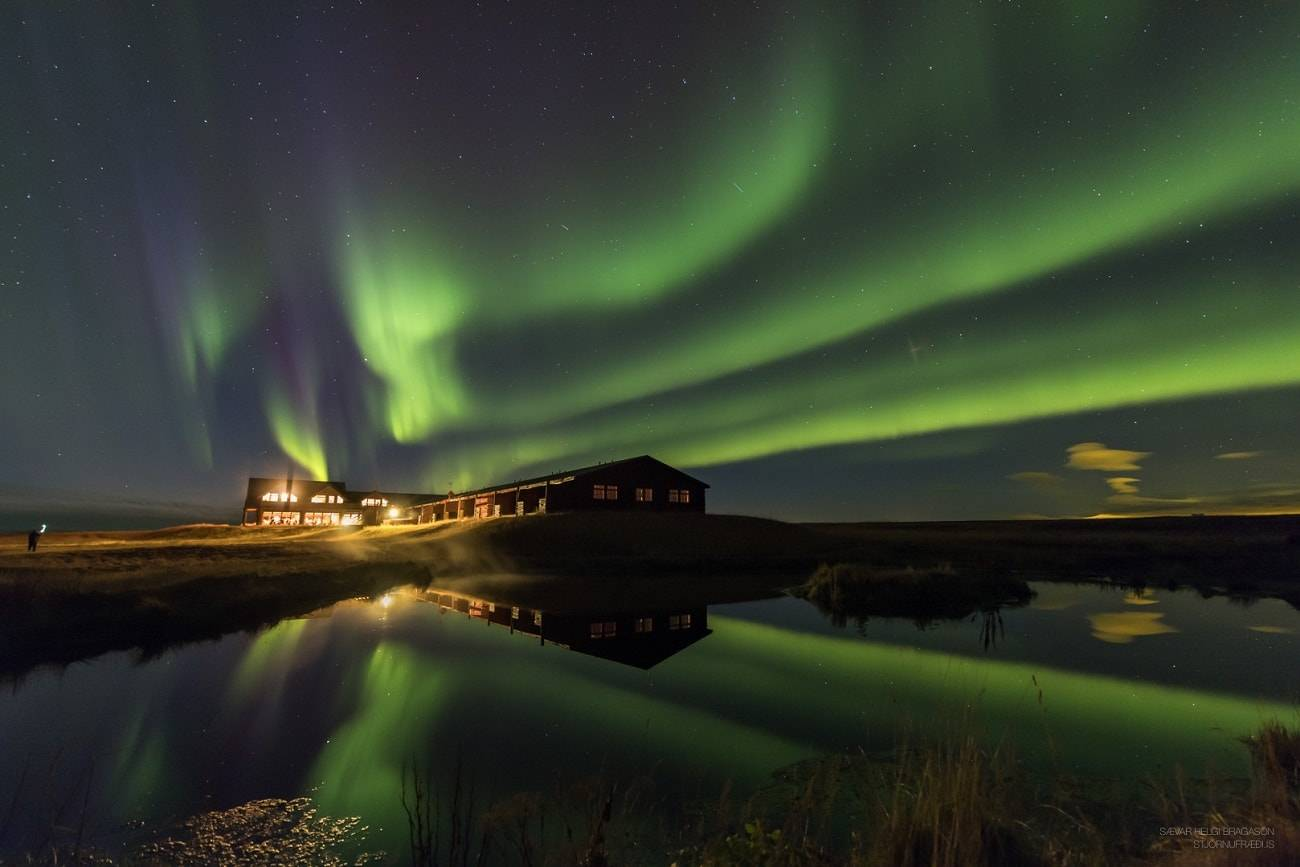 7 de los mejores alojamientos para ver auroras boreales 5