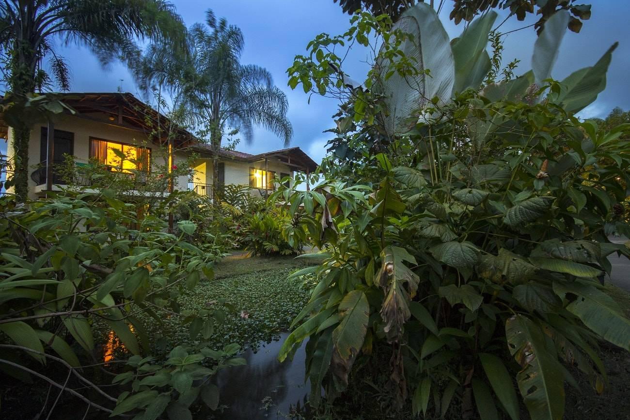 7 alojamientos ecológicos para disfrutar de la naturaleza