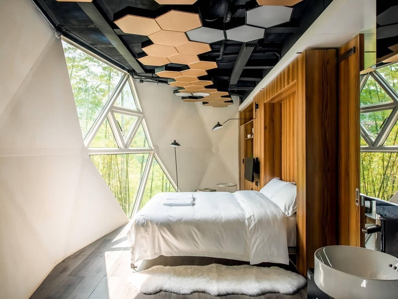 7 alojamientos ecológicos para disfrutar de la naturaleza 1