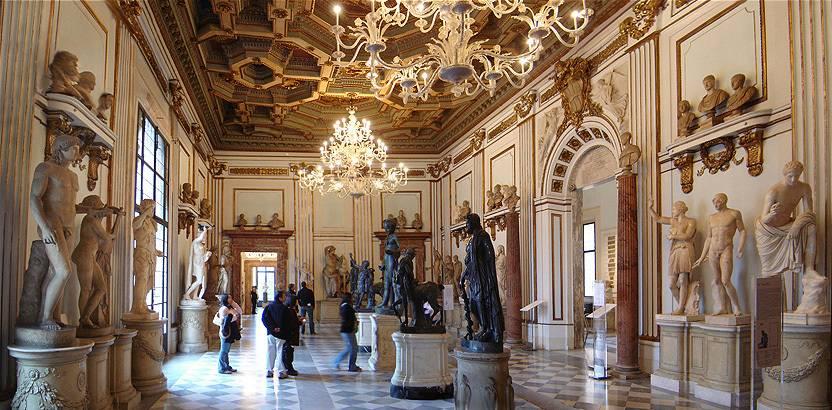 Museos de roma: Museo capitolino