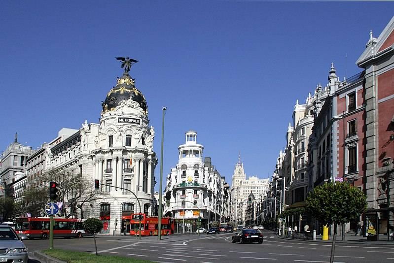 Madrid, la ciudad más buscada por los españoles durante el verano 2