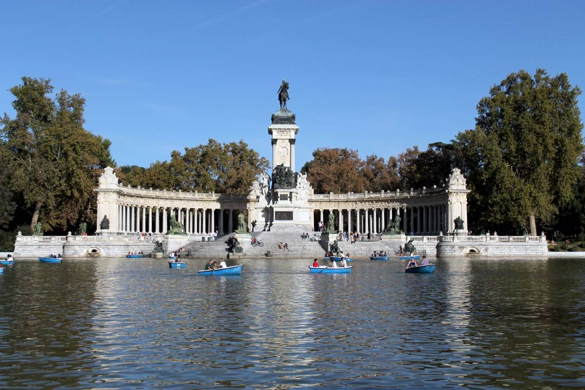 Madrid, la ciudad más buscada por los españoles durante el verano 1