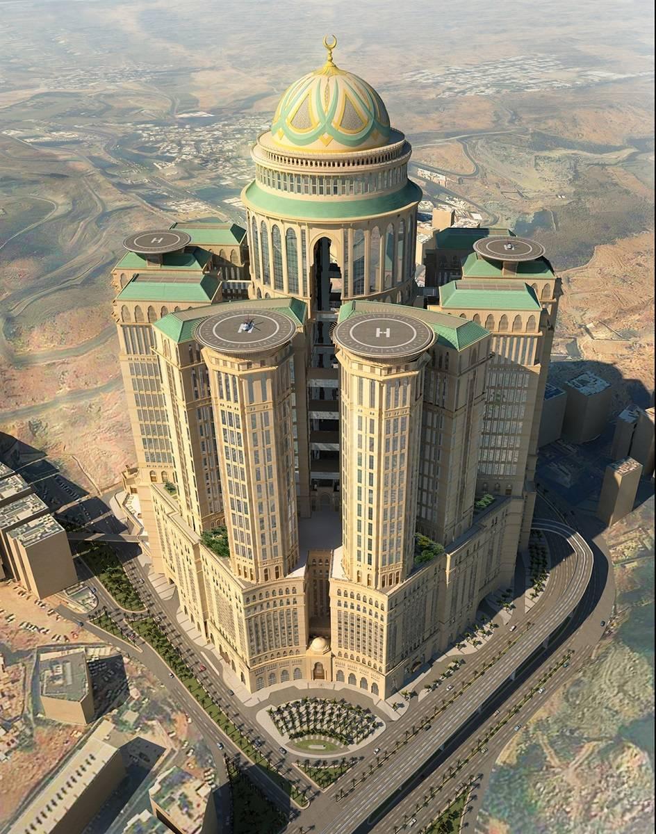 Estos son los 10 hoteles más singulares del mundo 2