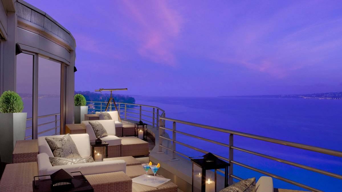 Estos son los 10 hoteles más singulares del mundo 5
