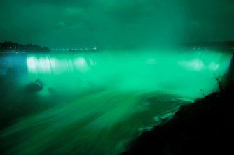 San Patricio teñirá de verde monumentos de todo el mundo 18