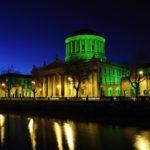 San Patricio teñirá de verde monumentos de todo el mundo 13