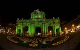 San Patricio teñirá de verde monumentos de todo el mundo 16