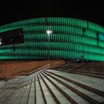 San Patricio teñirá de verde monumentos de todo el mundo 8