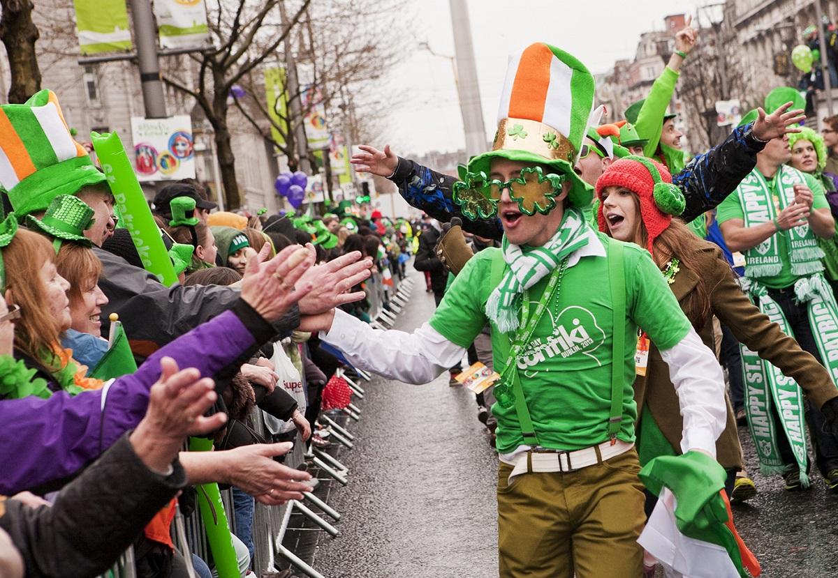 San Patricio teñirá de verde monumentos de todo el mundo 1