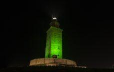 San Patricio teñirá de verde monumentos de todo el mundo 5