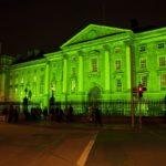 San Patricio teñirá de verde monumentos de todo el mundo 6