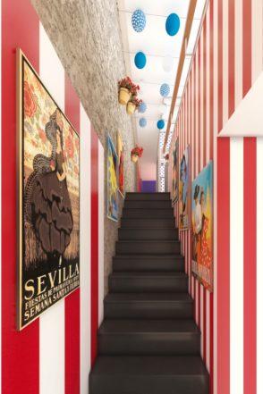Se diseña el primer apartamento con caseta en el corazón de Sevilla como tributo a la Feria de Abril 5