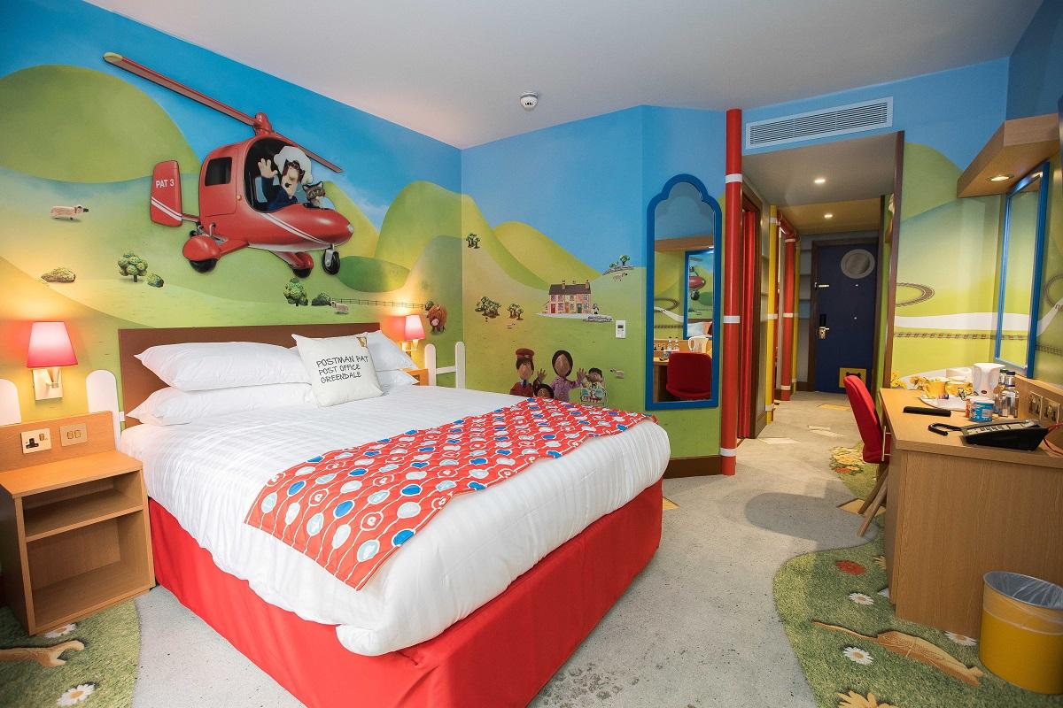 Alojamientos donde la temática son los juguetes de tu infancia 7