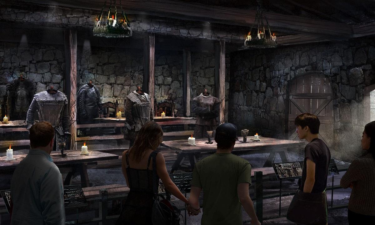 Game of thrones studio tour abrirá sus puertas en Irlanda del Norte, en la primavera de 2020 1