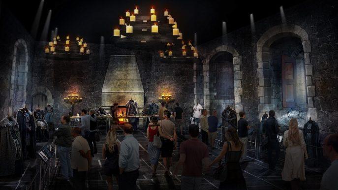 Game of thrones studio tour abrirá sus puertas en Irlanda del Norte, en la primavera de 2020 8