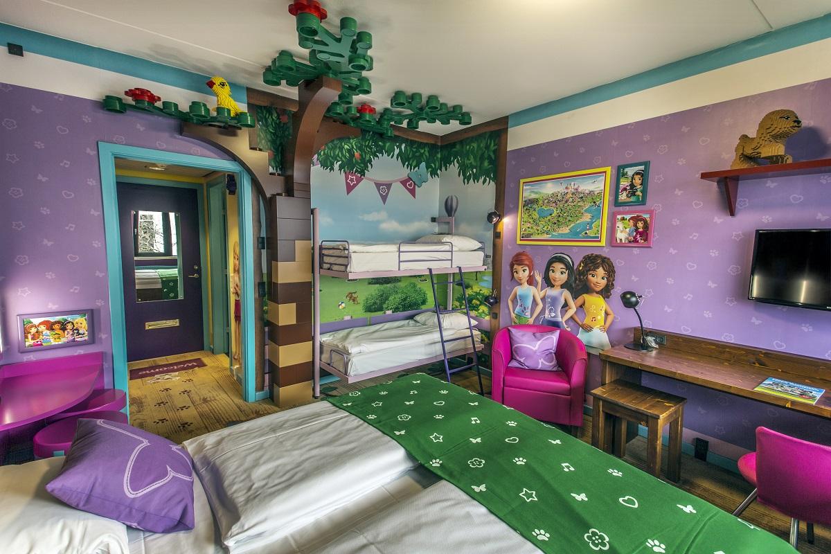 Alojamientos donde la temática son los juguetes de tu infancia 3
