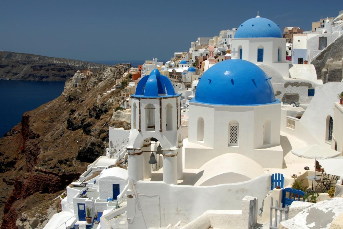 Islas griegas, mejor descubrirlas a bordo de un crucero 1
