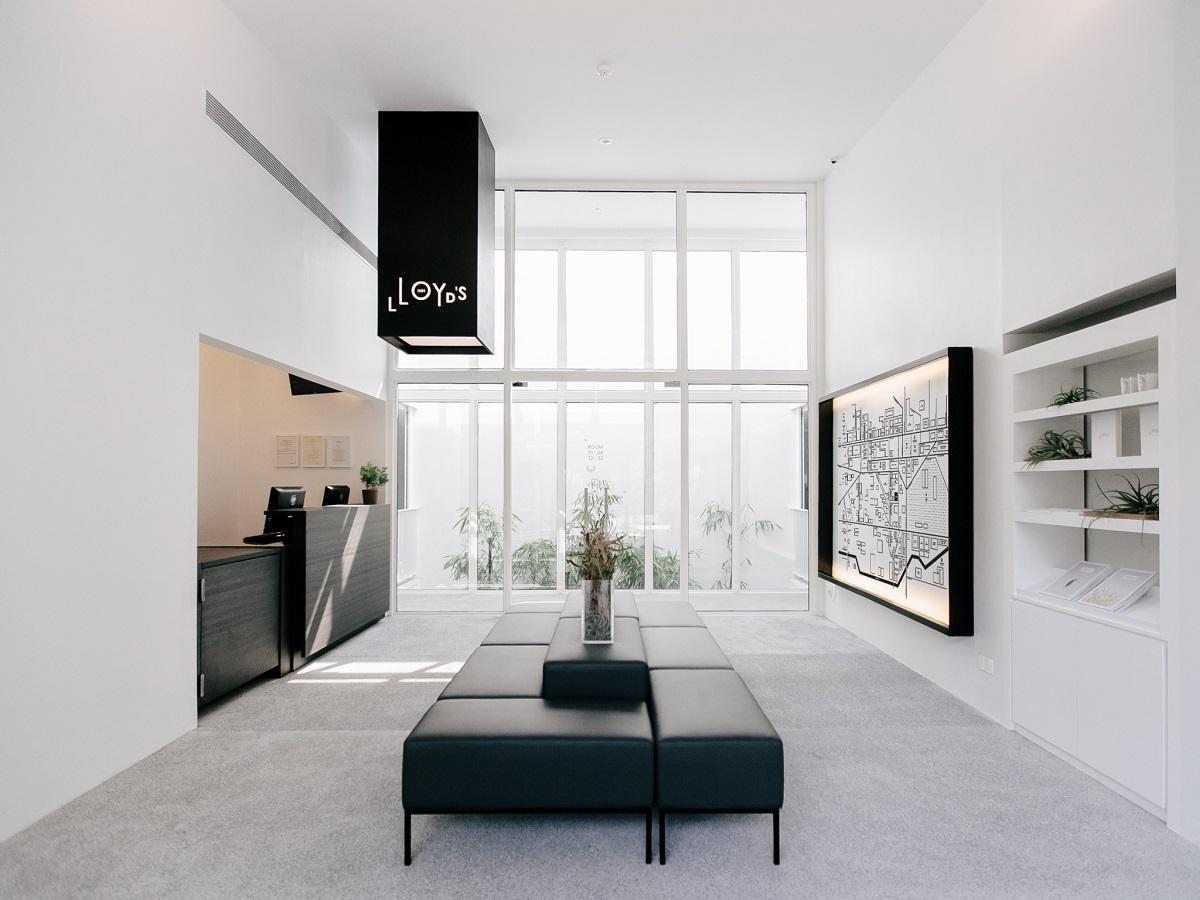 7 alojamientos minimalistas para inspirar a los viajeros 8