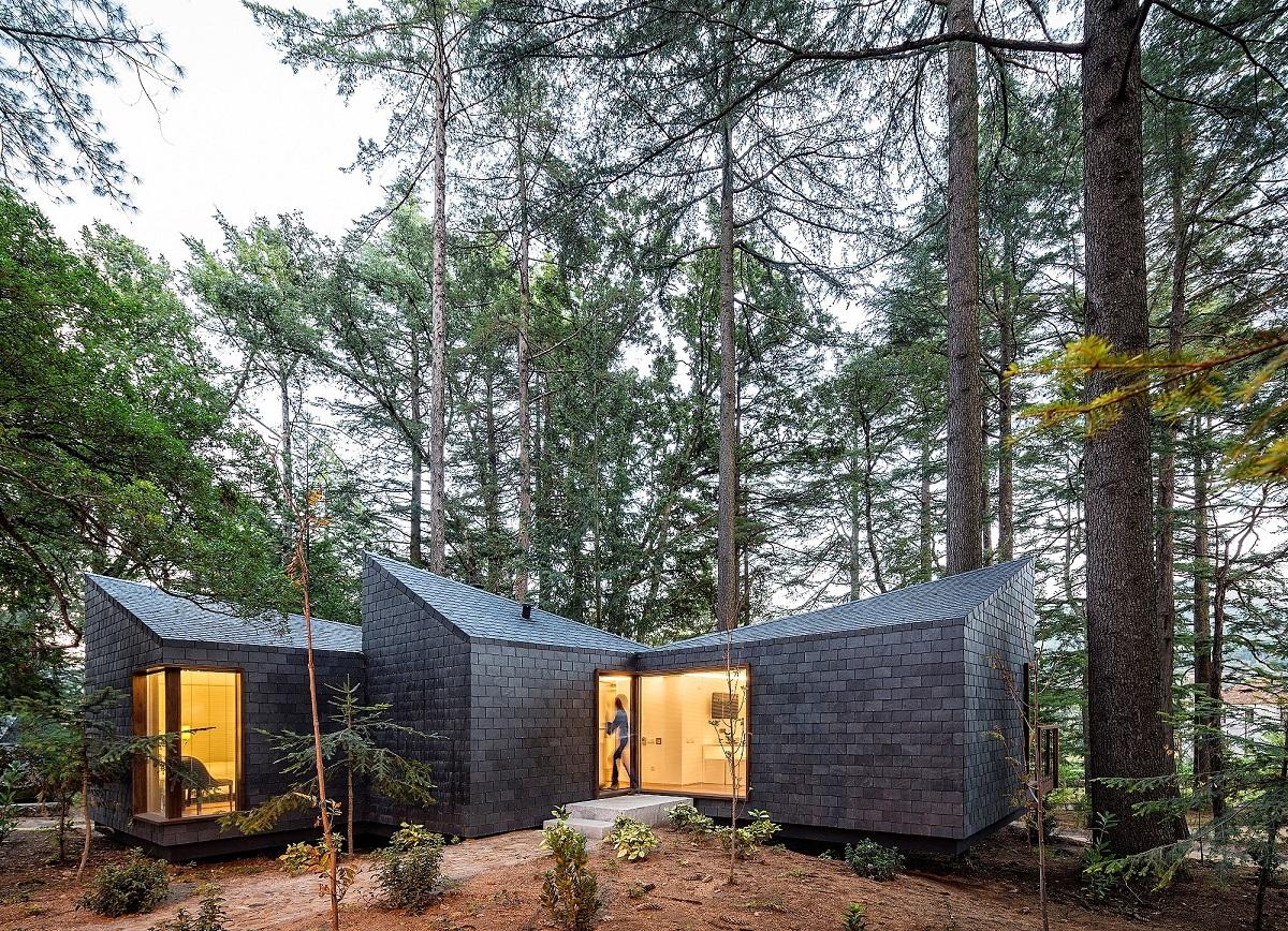 7 alojamientos minimalistas para inspirar a los viajeros 5