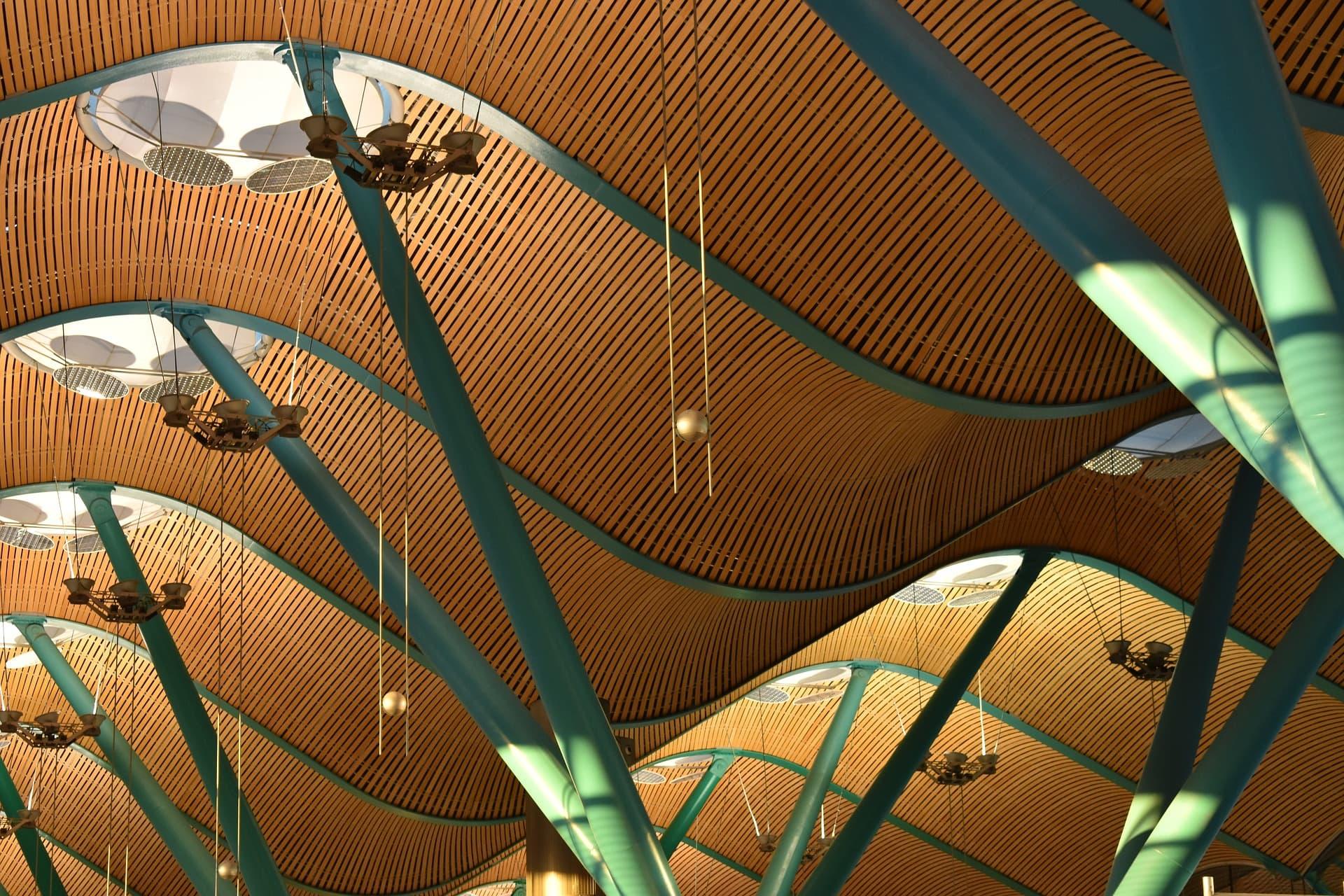 El aeropuerto de Madrid entre los 5 más cuquis del mundo 1