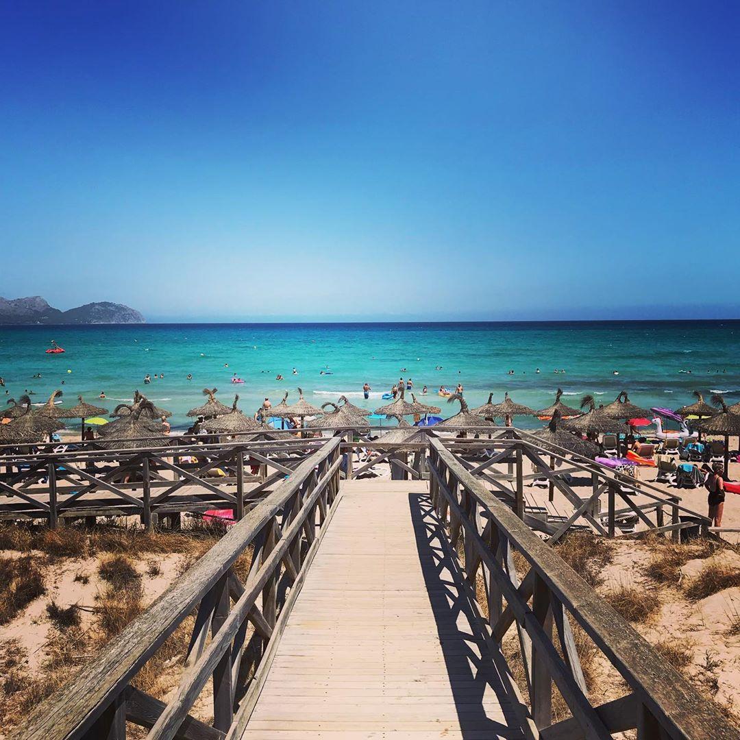10 de las playas que más han aparecido en Instagram este verano 9
