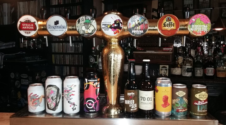 Los mejores bares de cerveza artesanal de España 1