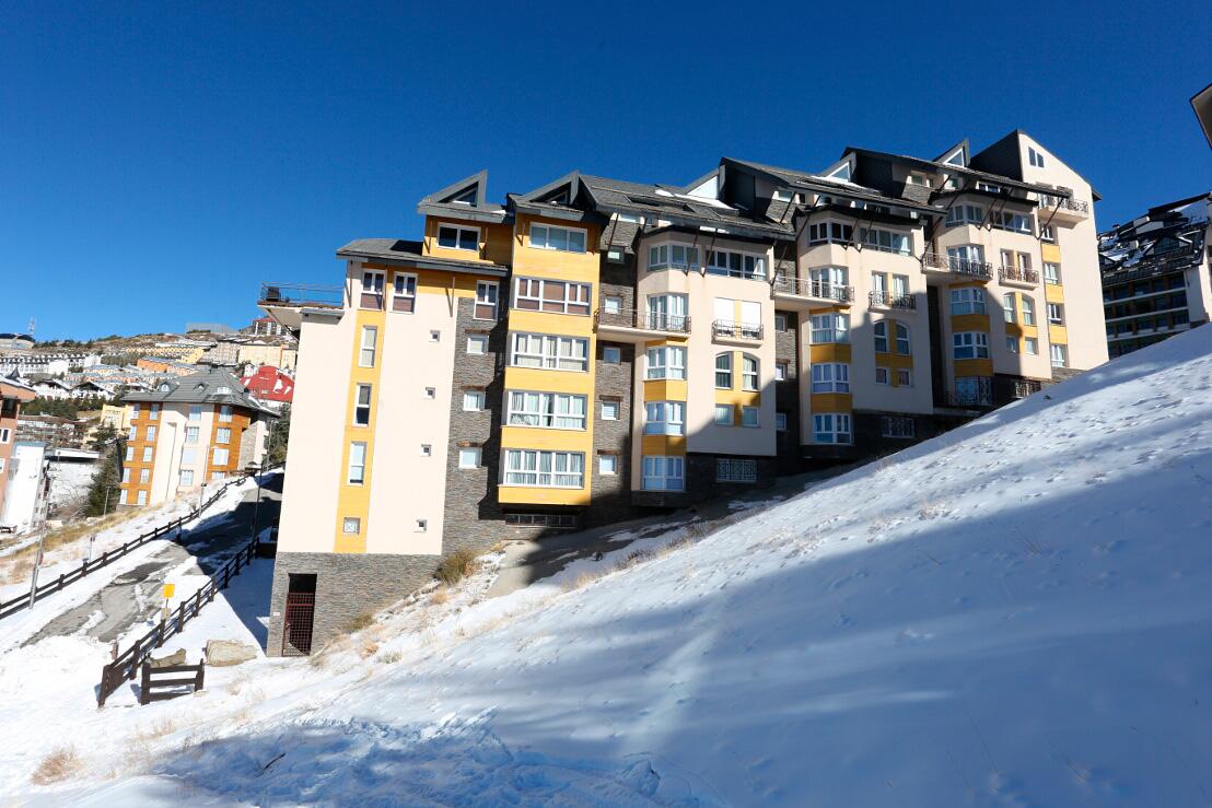 Edificio Miramar Ski, el alojamiento perfecto para disfrutar de Sierra Nevada 1