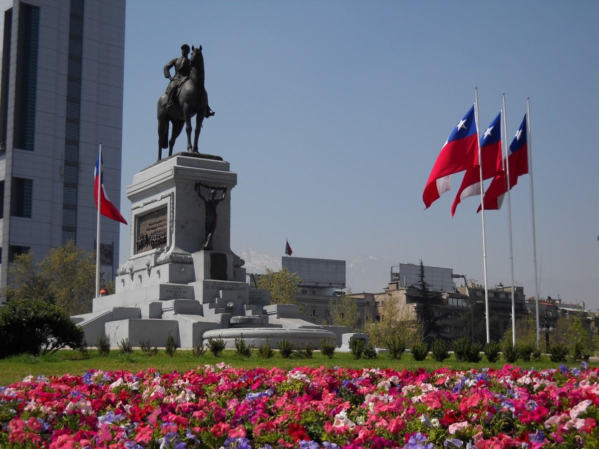 Visitando Santiago de Chile por primera vez 1