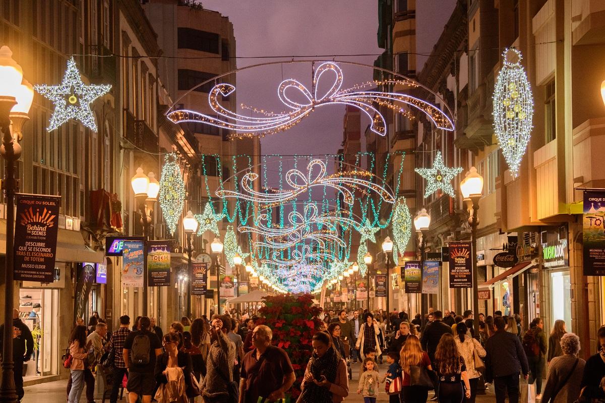 Las Palmas de Gran Canaria, la ciudad donde surfea Papá Noel 2