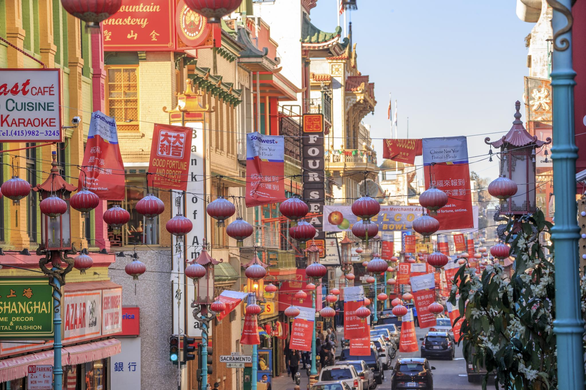 Los mejores destinos para celebrar el Año Nuevo Chino 4