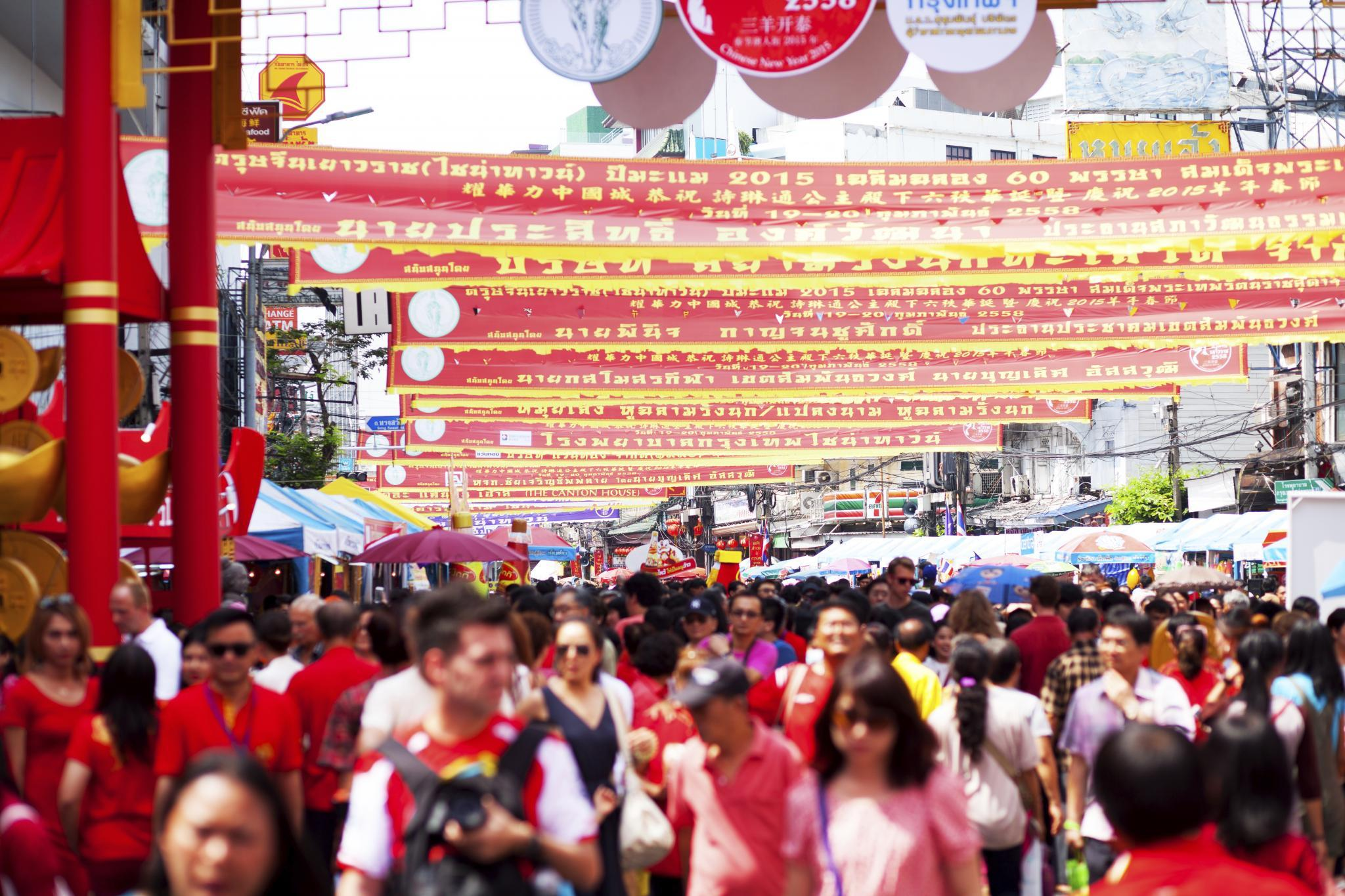 Los mejores destinos para celebrar el Año Nuevo Chino 2