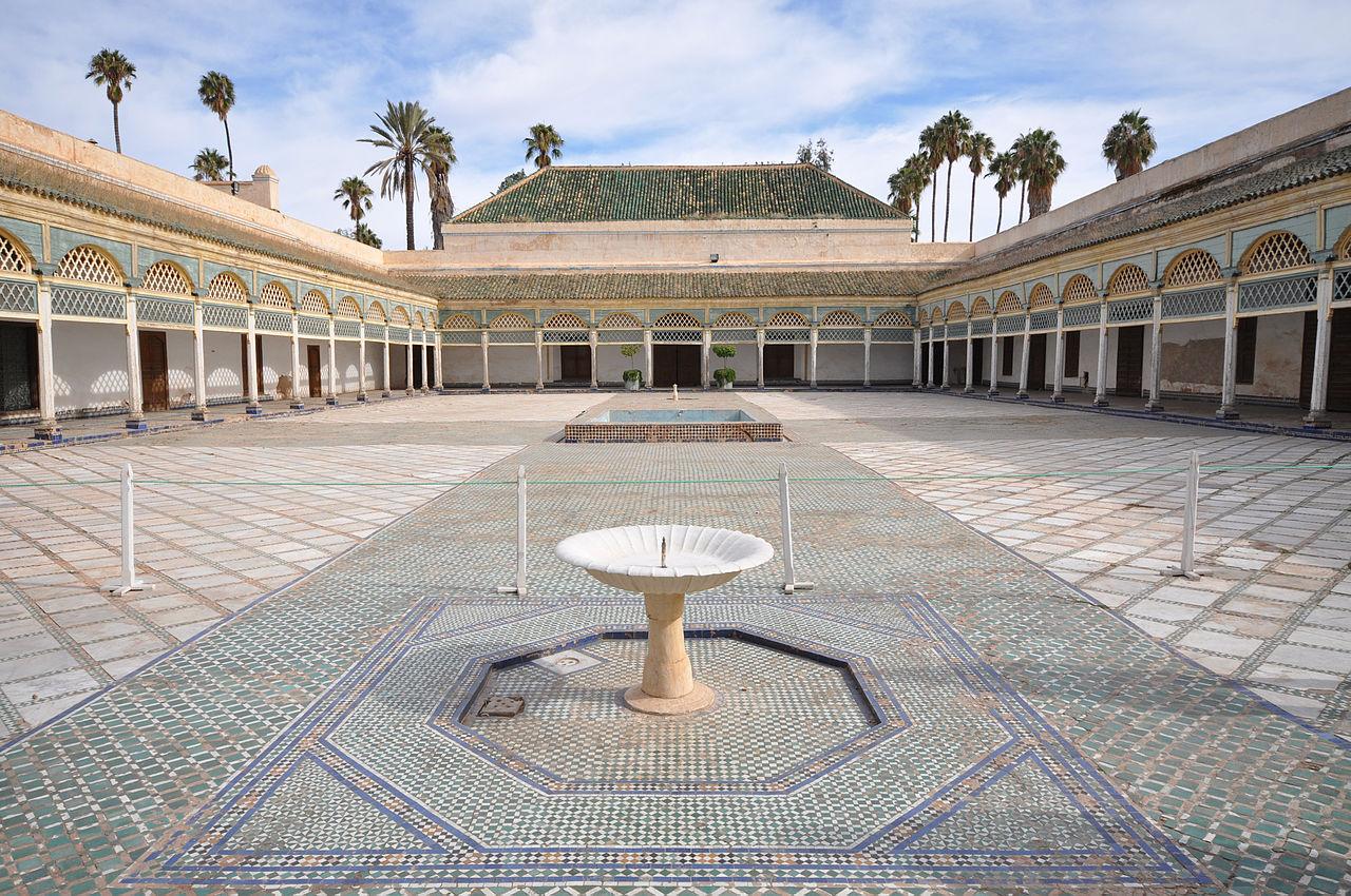 7 lugares imprescindibles que visitar si viajas a Marrakech 7