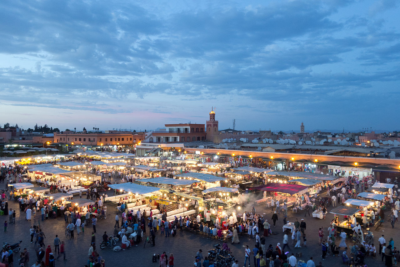 7 lugares imprescindibles que visitar si viajas a Marrakech 1
