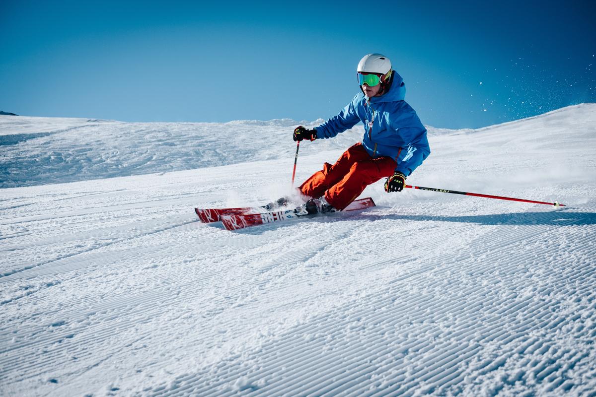 Sierra Nevada, la reina del esquí en España 1