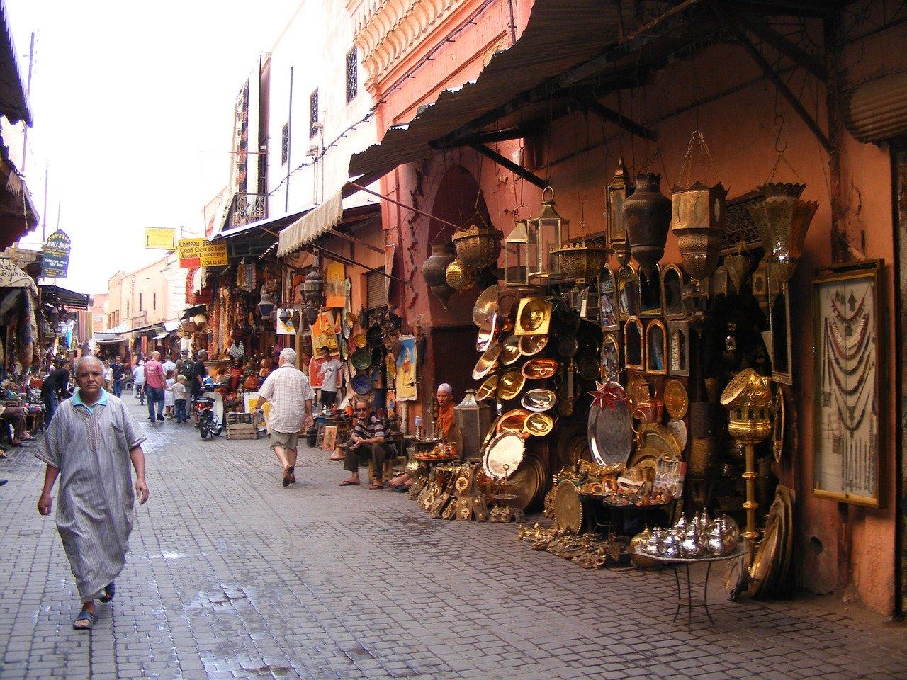 7 lugares imprescindibles que visitar si viajas a Marrakech 3