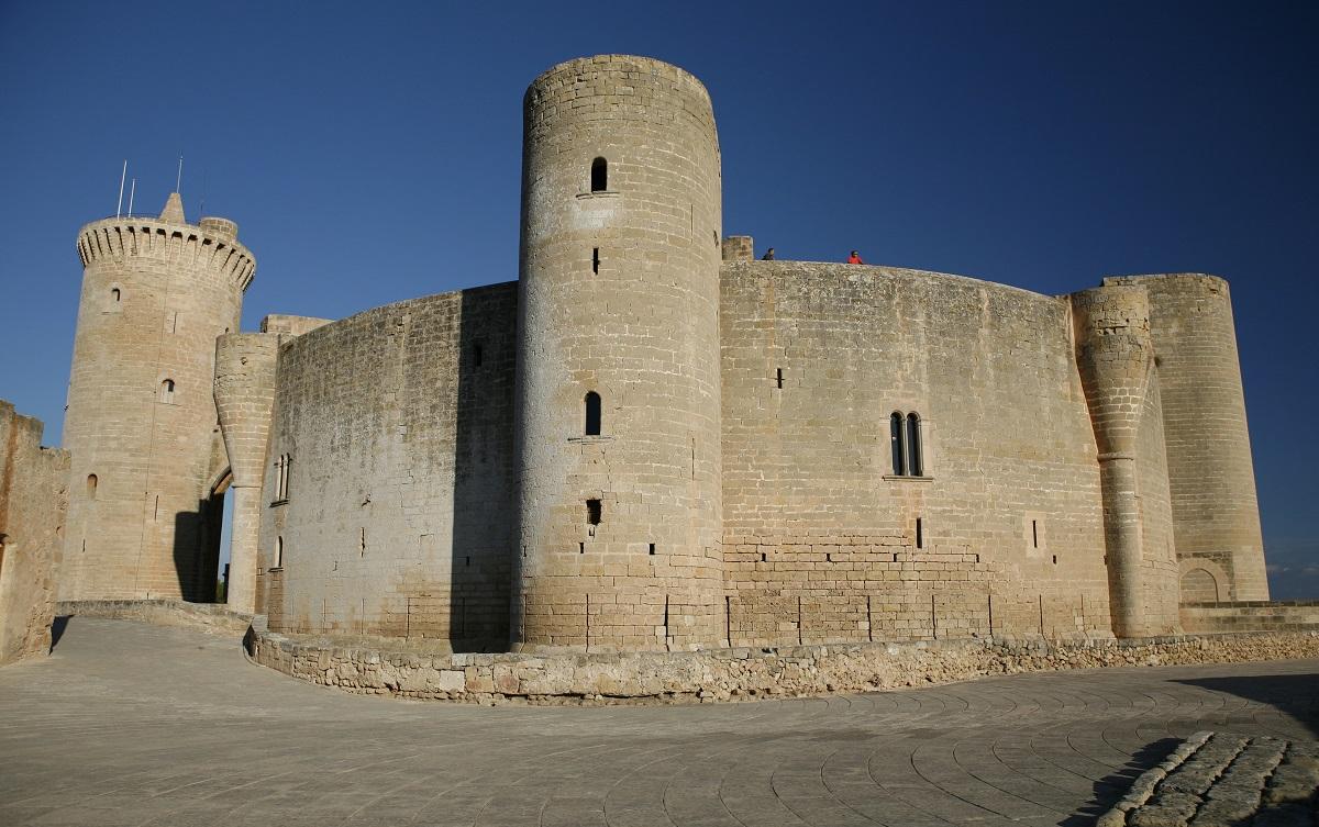 Castillo de Bellver de Palma, 5 curiosidades que lo hacen único 4