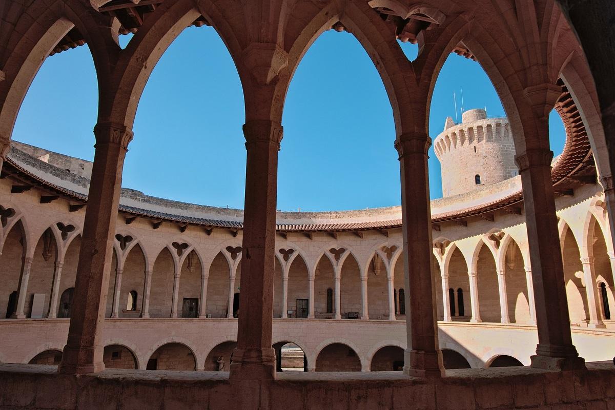 Castillo de Bellver de Palma, 5 curiosidades que lo hacen único 3