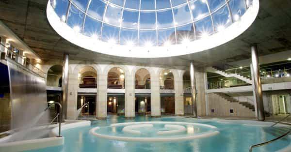 La villa termal del Balneario de Mondariz abre sus puertas en una apuesta por la nueva normalidad 2