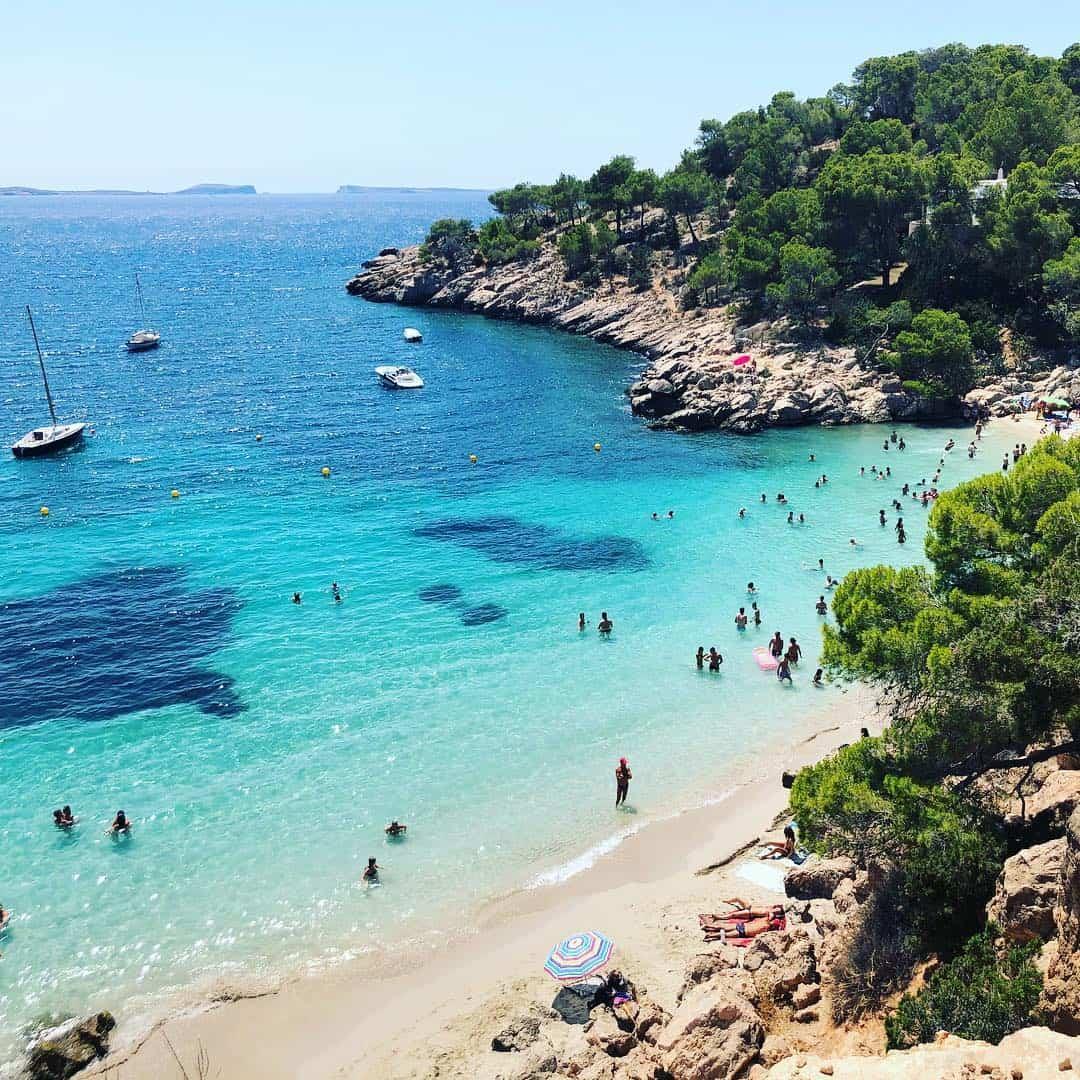 Estas son las 10 playas más populares de España en Instagram 10