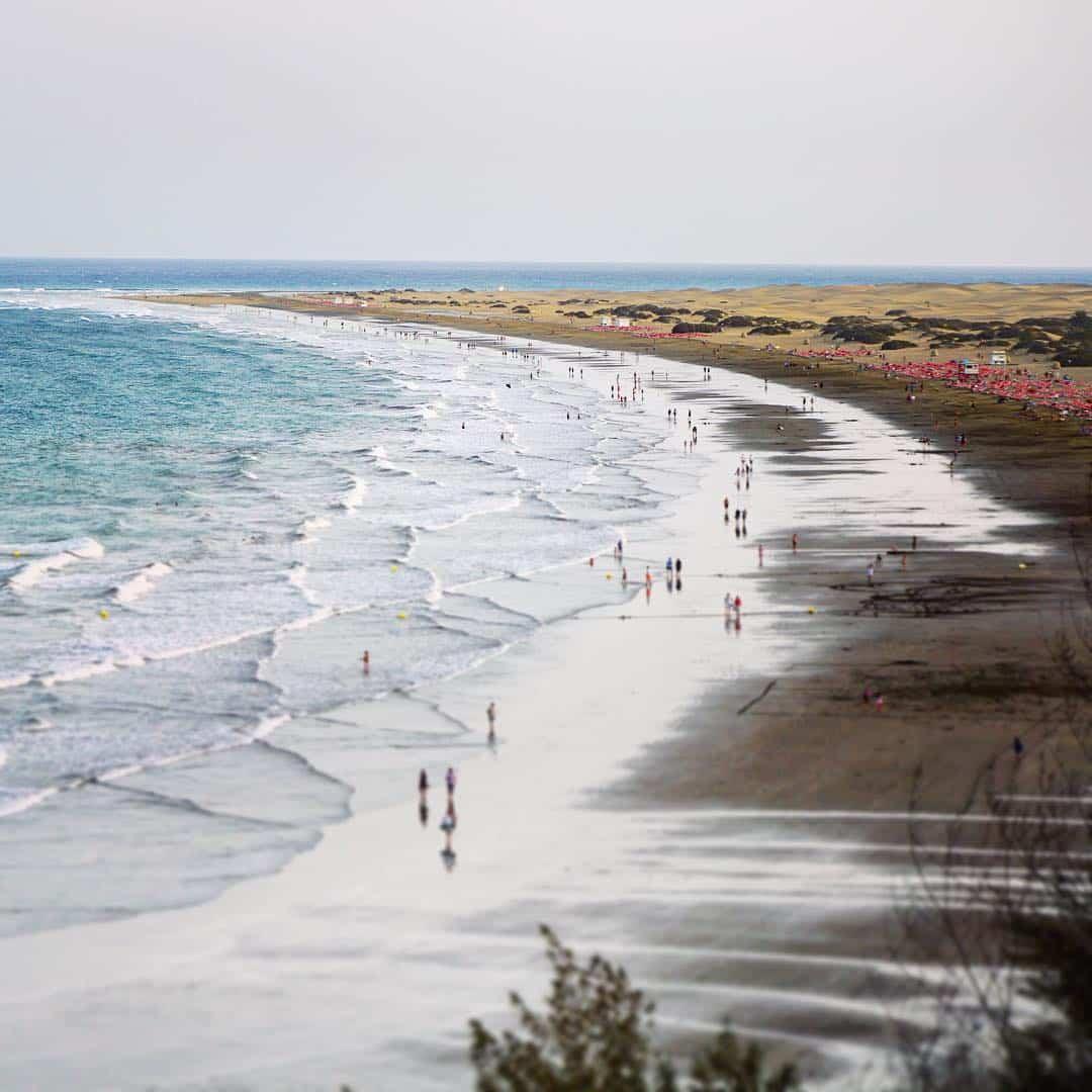 Estas son las 10 playas más populares de España en Instagram 2
