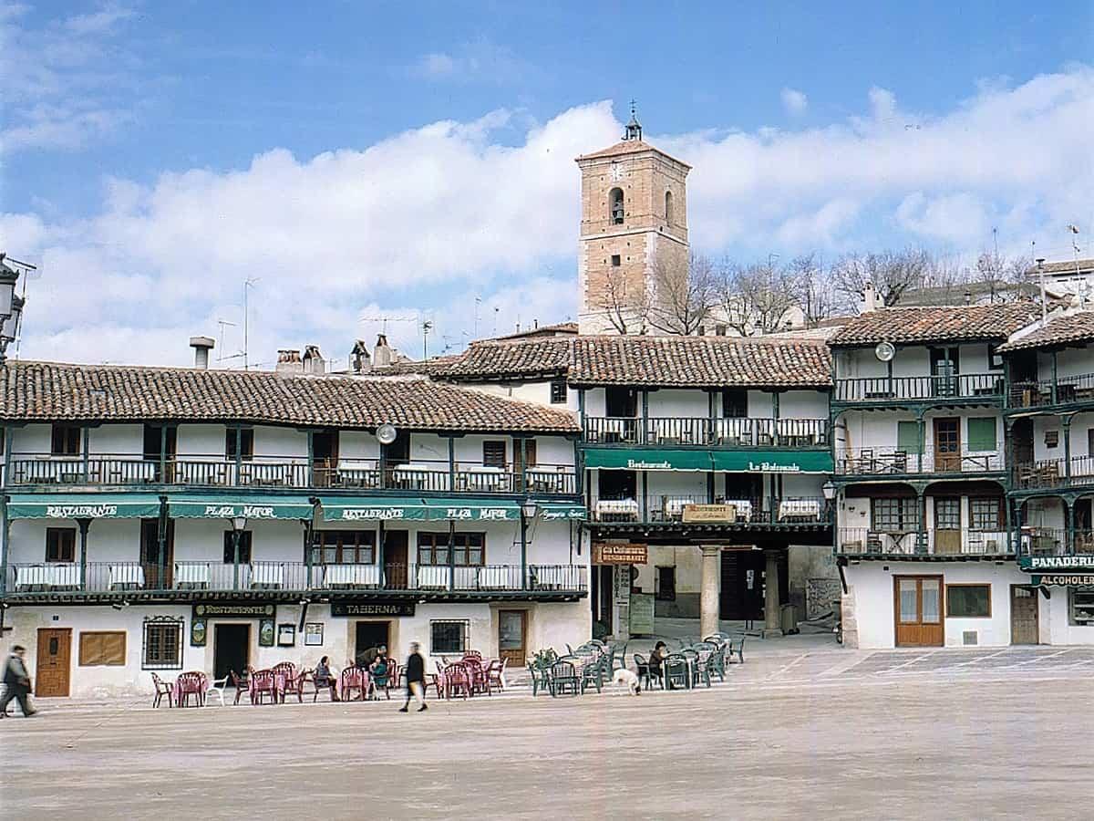 Descubre los pueblos más bonitos de la Comunidad de Madrid 1