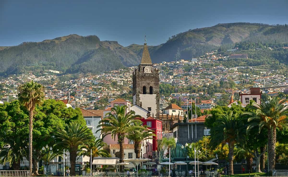 Madeira obliga el uso de mascarillas para seguir siendo un destino seguro 2
