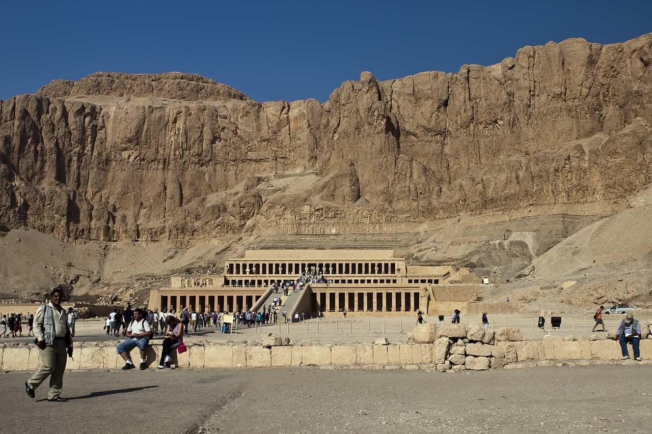 Los lugares que no deben perderse durante un viaje a Egipto 10