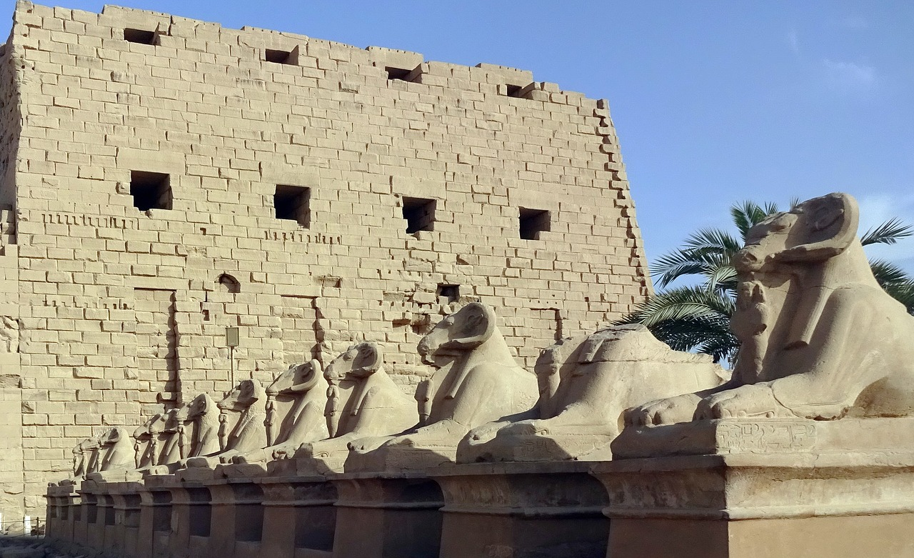 Los lugares que no deben perderse durante un viaje a Egipto 4